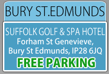 OEP Live presents The Suffolk Golf & Spa Hotel in Bury St.Edmunds
